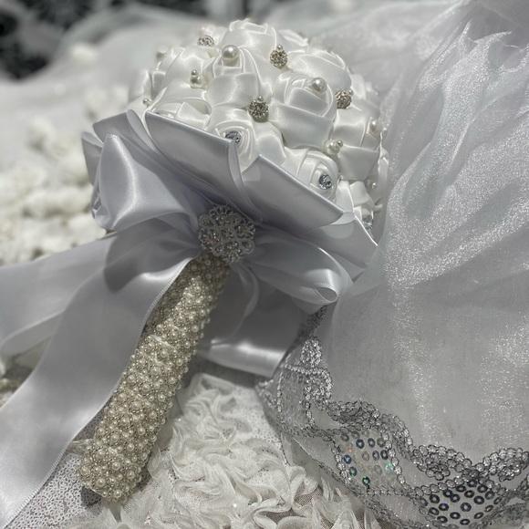 Bridal bouquet 🌹✨